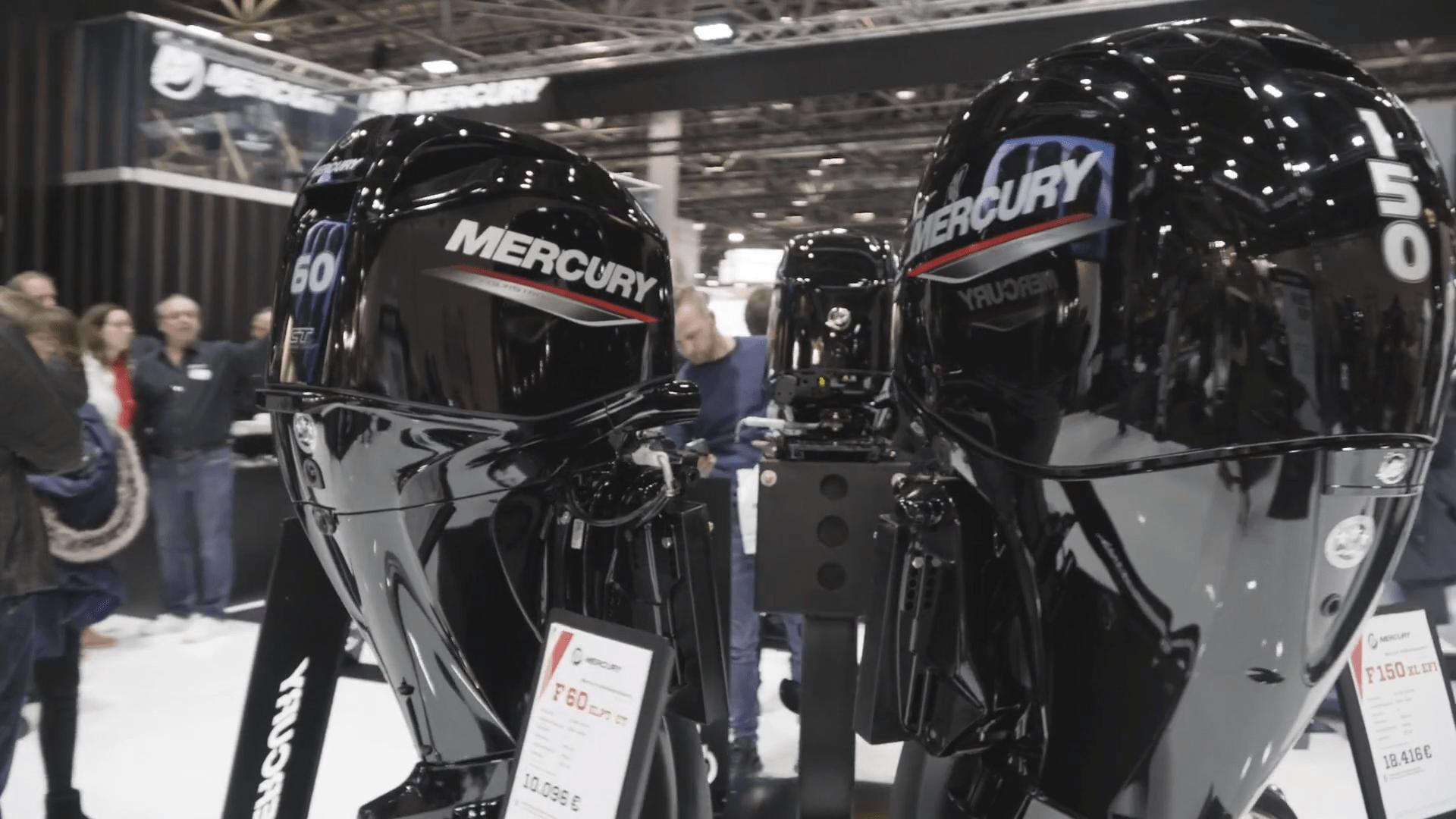 Mercury Marine Boot 2020