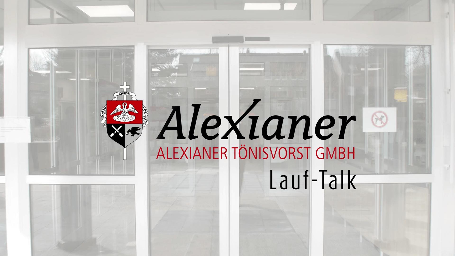 Alexianer Lauf-Talk